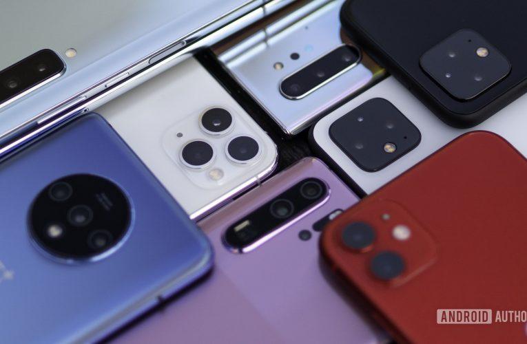 Cele mai bune camere de mobil in 2020