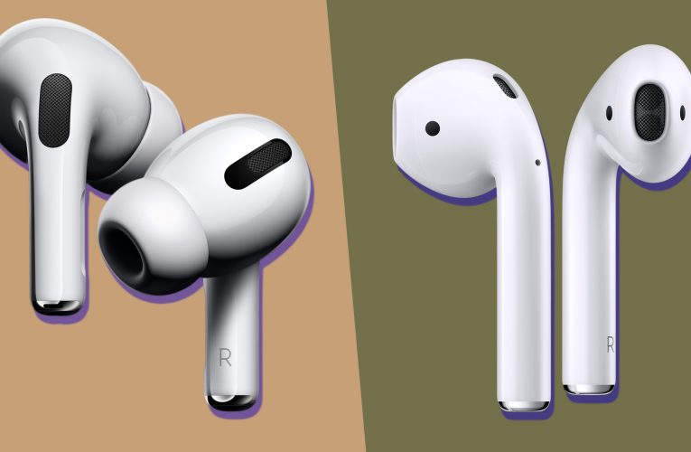 AirPods VS AirPods Pro